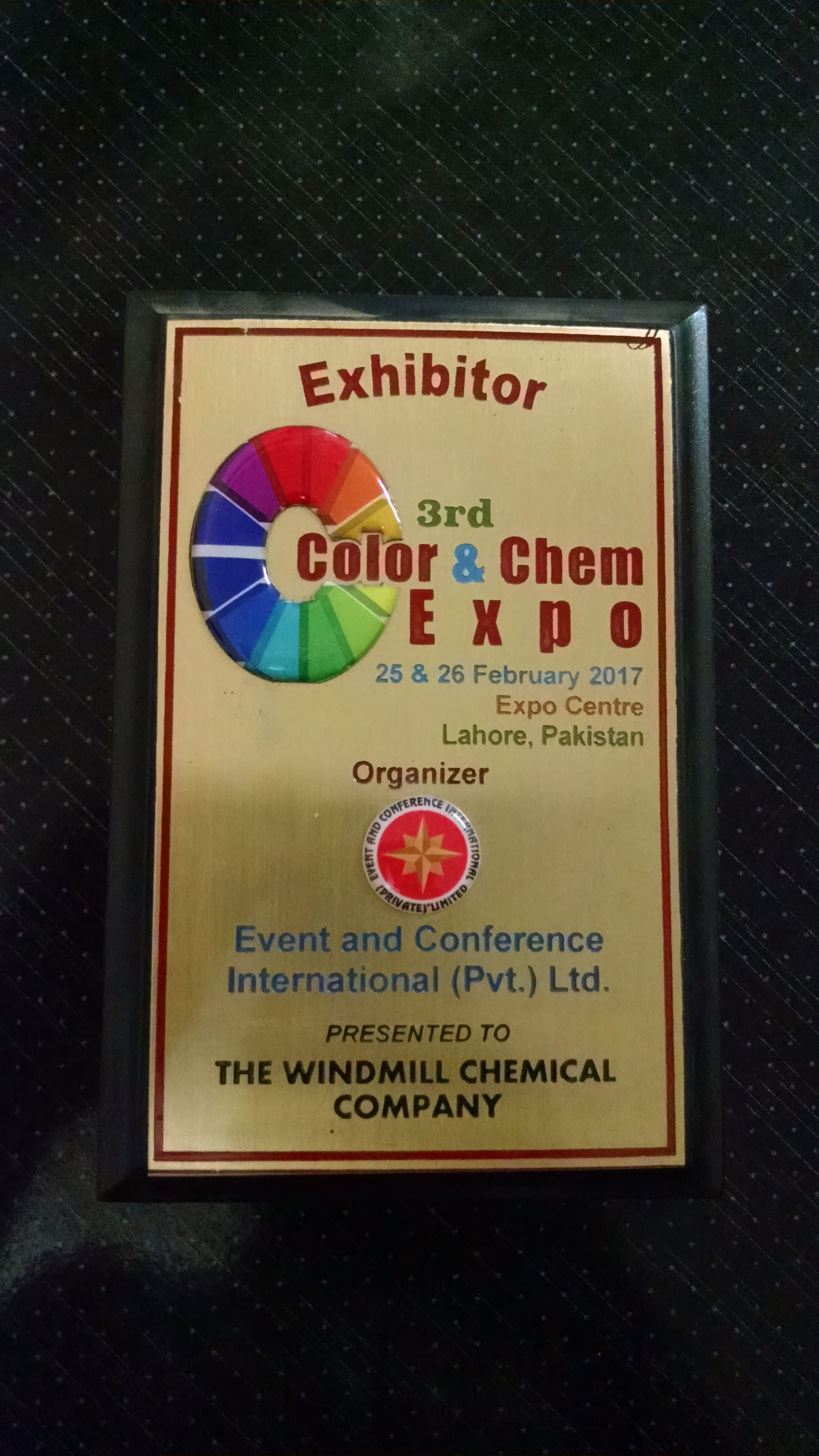 The Windmill Chemical